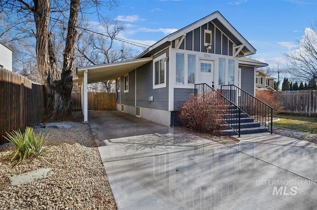 Photo of 1214 S Columbus St, Boise, ID 83705 (MLS # 98791386)