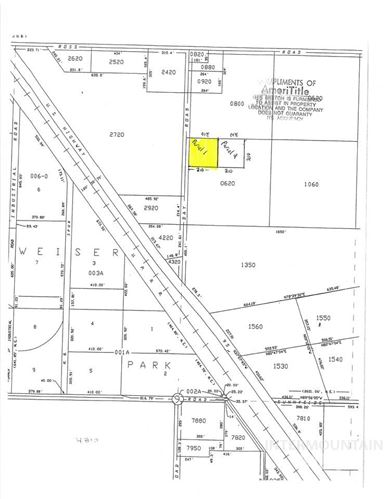 Photo of TBD Day Road, Lot 1, Weiser, ID 83672 (MLS # 98754388)