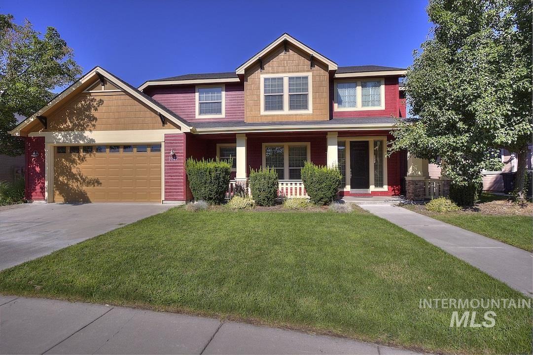 5545 N Fox Run Way, Meridian, ID 83646 - MLS#: 98767405