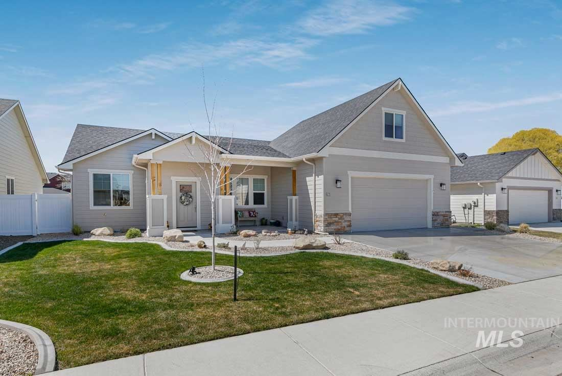 Photo of 63 S WASATCH, Nampa, ID 83687 (MLS # 98798413)