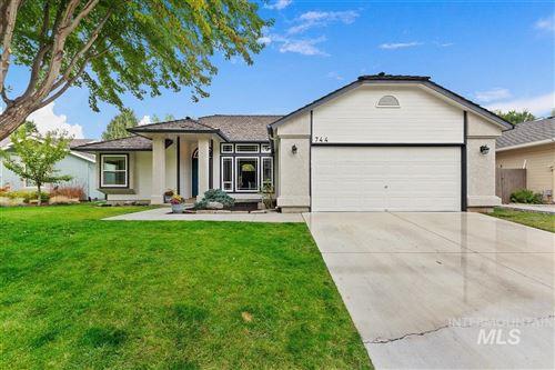 Photo of 744 E Gentlewind, Boise, ID 83706 (MLS # 98781415)