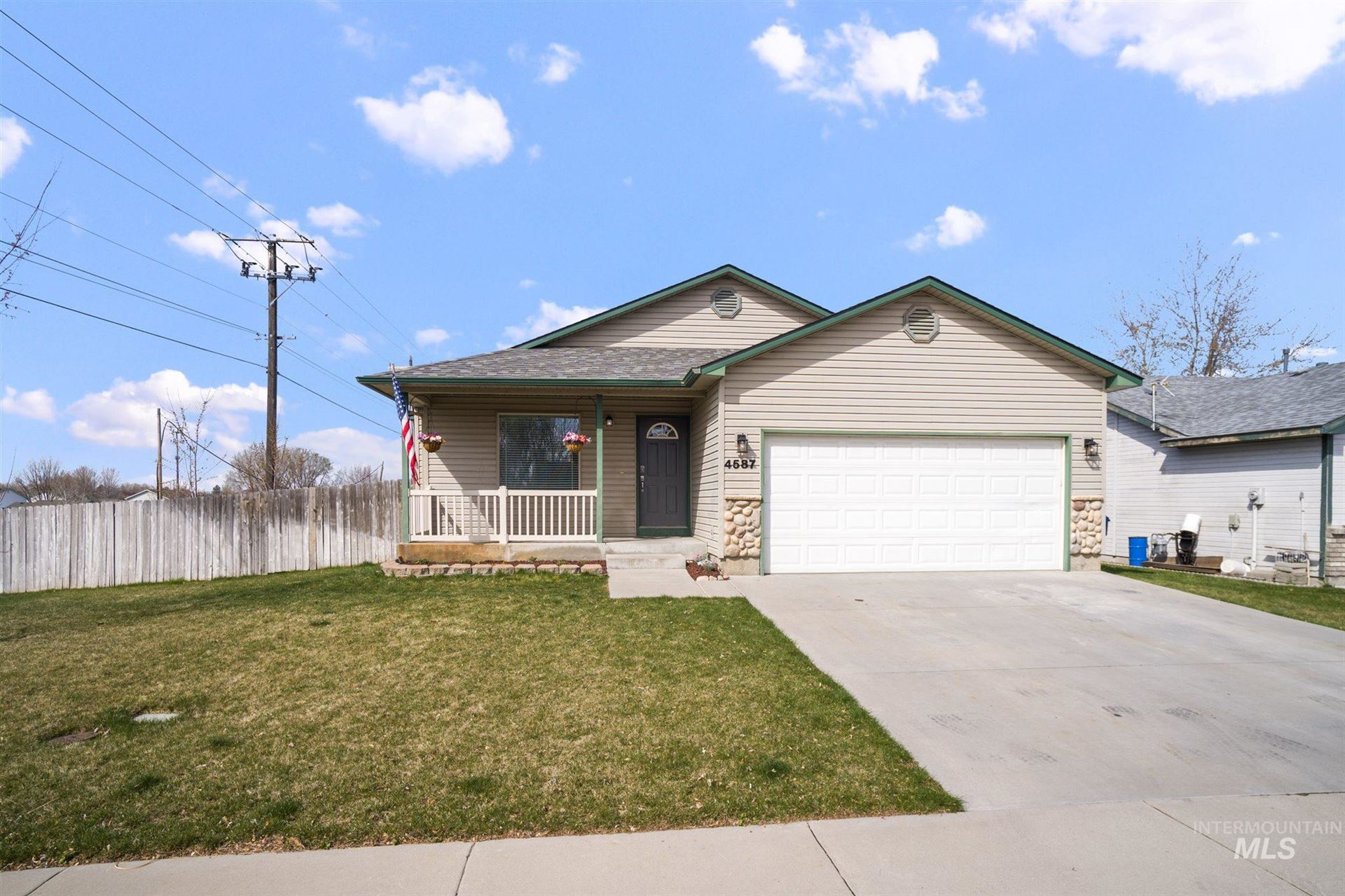 Photo of 4587 S Chariot Way, Boise, ID 83709 (MLS # 98798415)