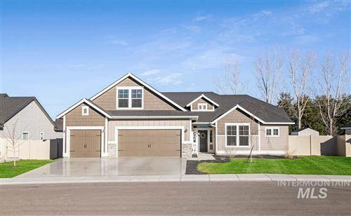 Photo of 5338 N Maplestone Ave, Meridian, ID 83646 (MLS # 98794417)