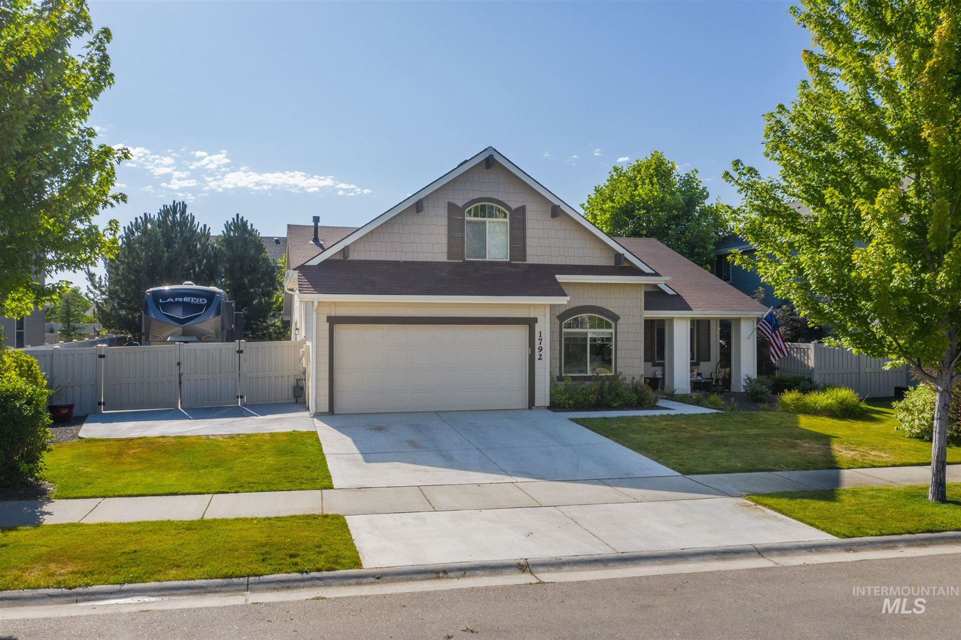 Photo of 1792 Windmill Springs Ct, Middleton, ID 83644 (MLS # 98776422)