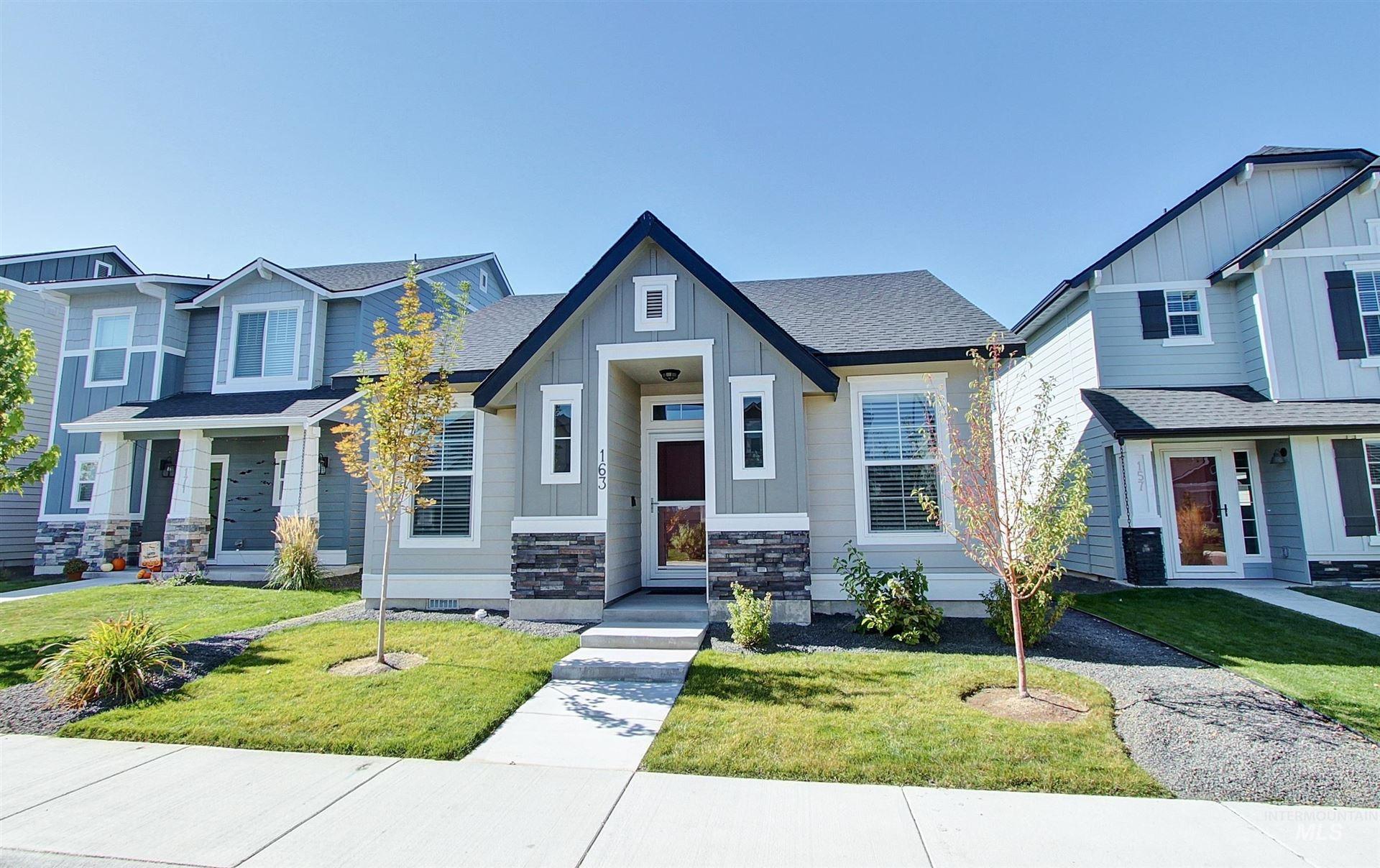 163 S Riggs Spring Ave, Meridian, ID 83642 - MLS#: 98820427