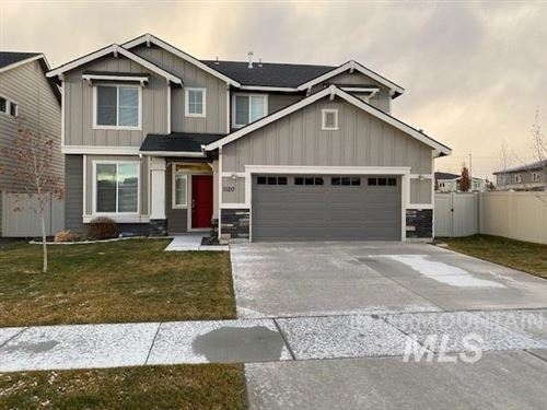 Photo of 1120 W Flower Garden St, Meridian, ID 83642 (MLS # 98754429)