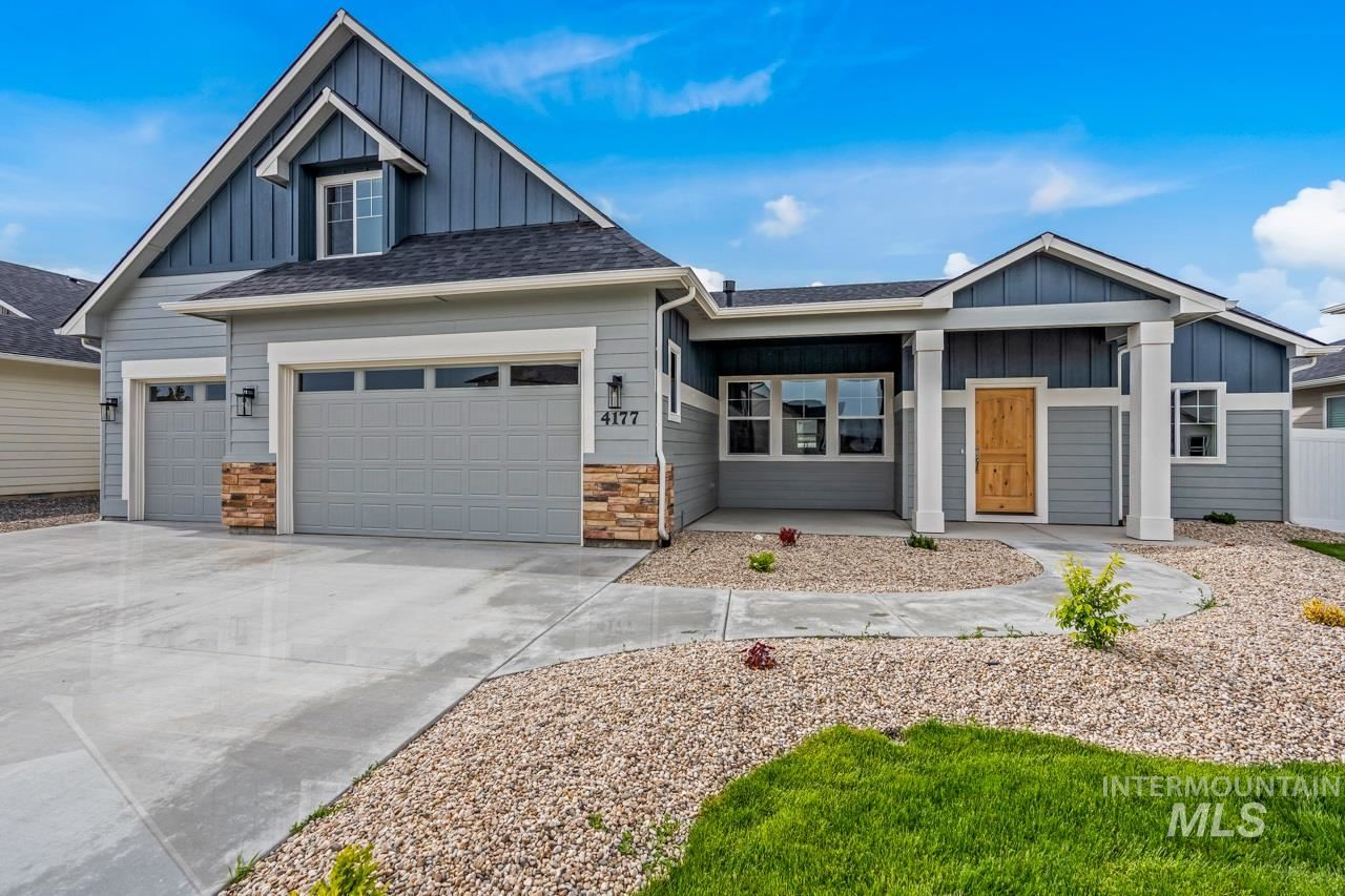 4177 Whistling Heights Way, Nampa, ID 83687 - MLS#: 98760432