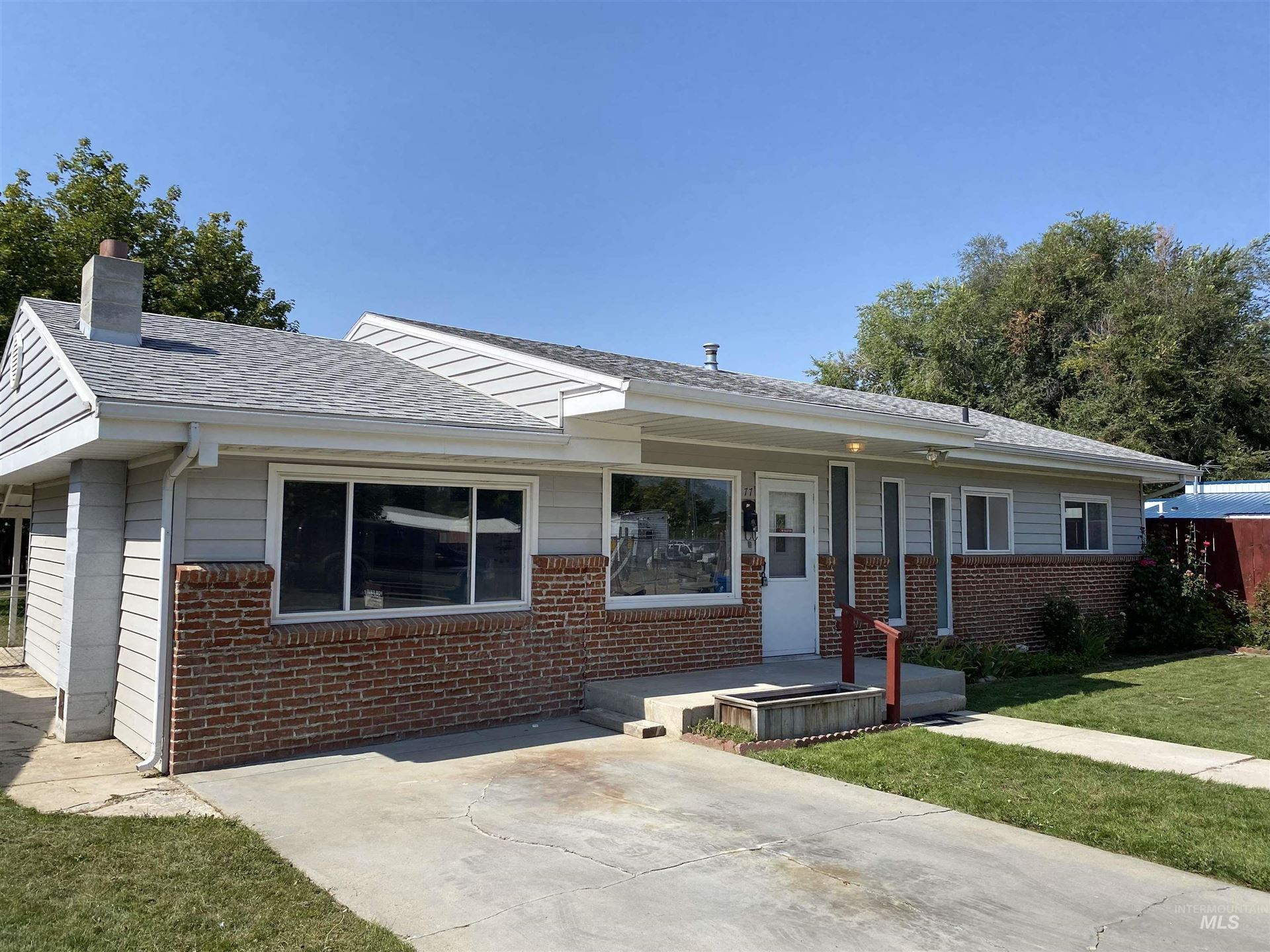 Photo of 77 S State St., Nampa, ID 83651 (MLS # 98819432)