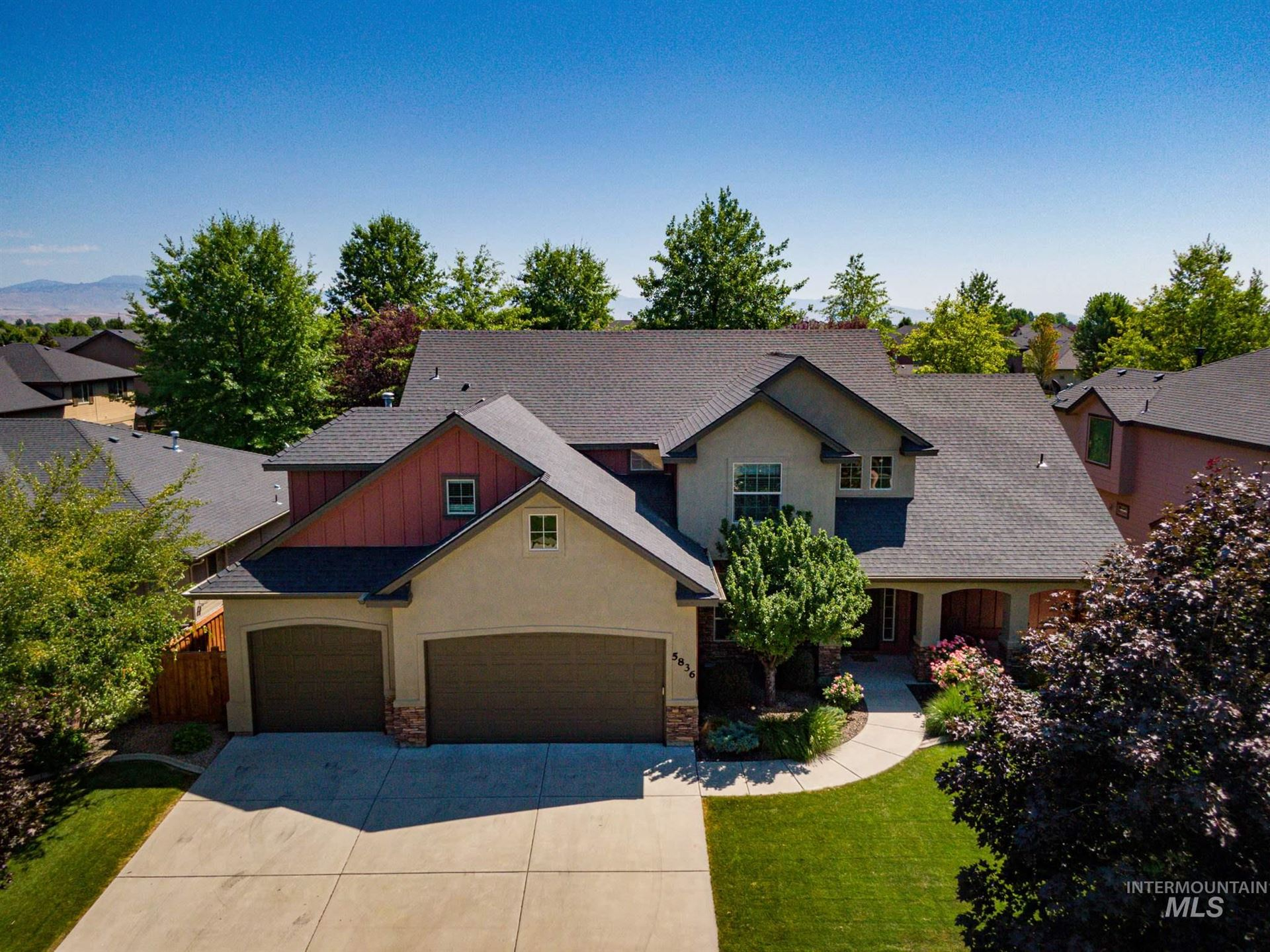 Photo of 5836 N Pinery Canyon, Meridian, ID 83646 (MLS # 98776446)