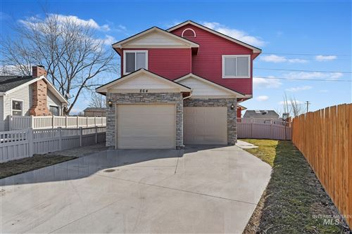 Photo of 864 N Britt Place, Meridian, ID 83642 (MLS # 98795451)