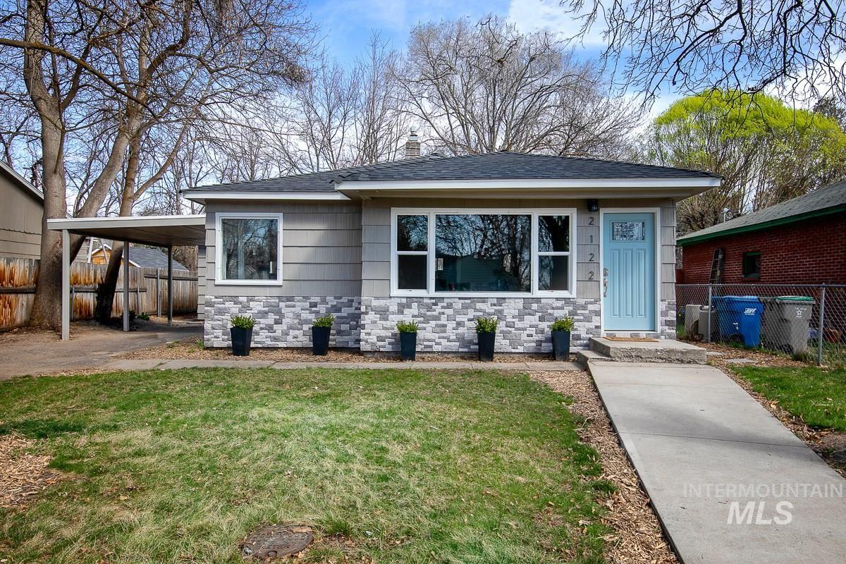 Photo of 2122 N 26th st, Boise, ID 83702 (MLS # 98798466)