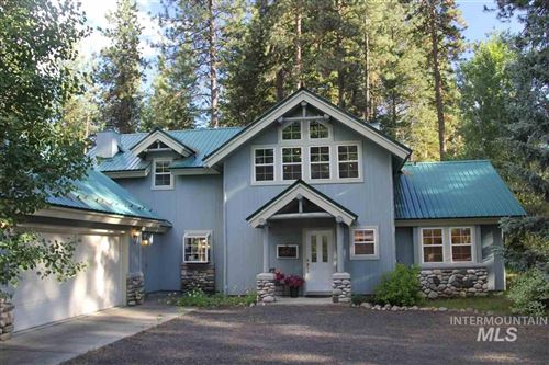 Photo of 3353 Woodlands Drive, New Meadows, ID 83654 (MLS # 98754481)