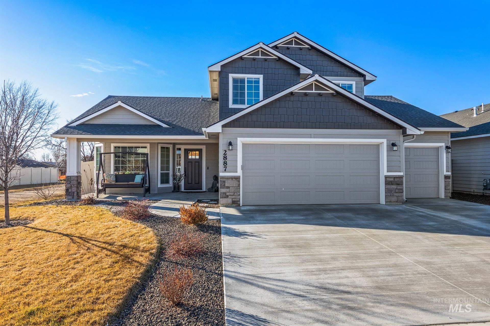 Photo of 2887 NW 13th St, Meridian, ID 83646 (MLS # 98791484)