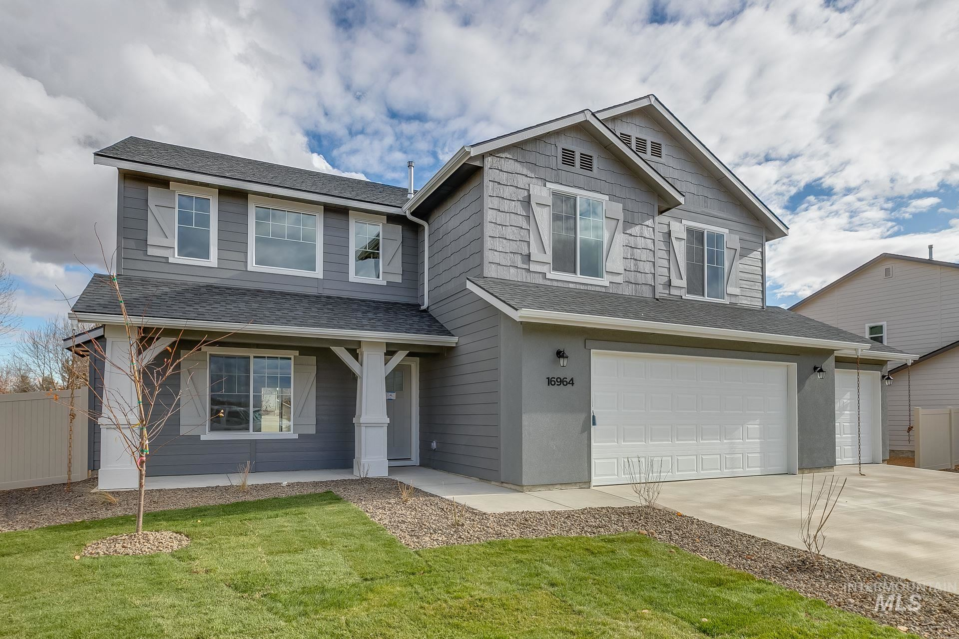 Photo of 17776 N Pegram Way, Nampa, ID 83687 (MLS # 98787485)