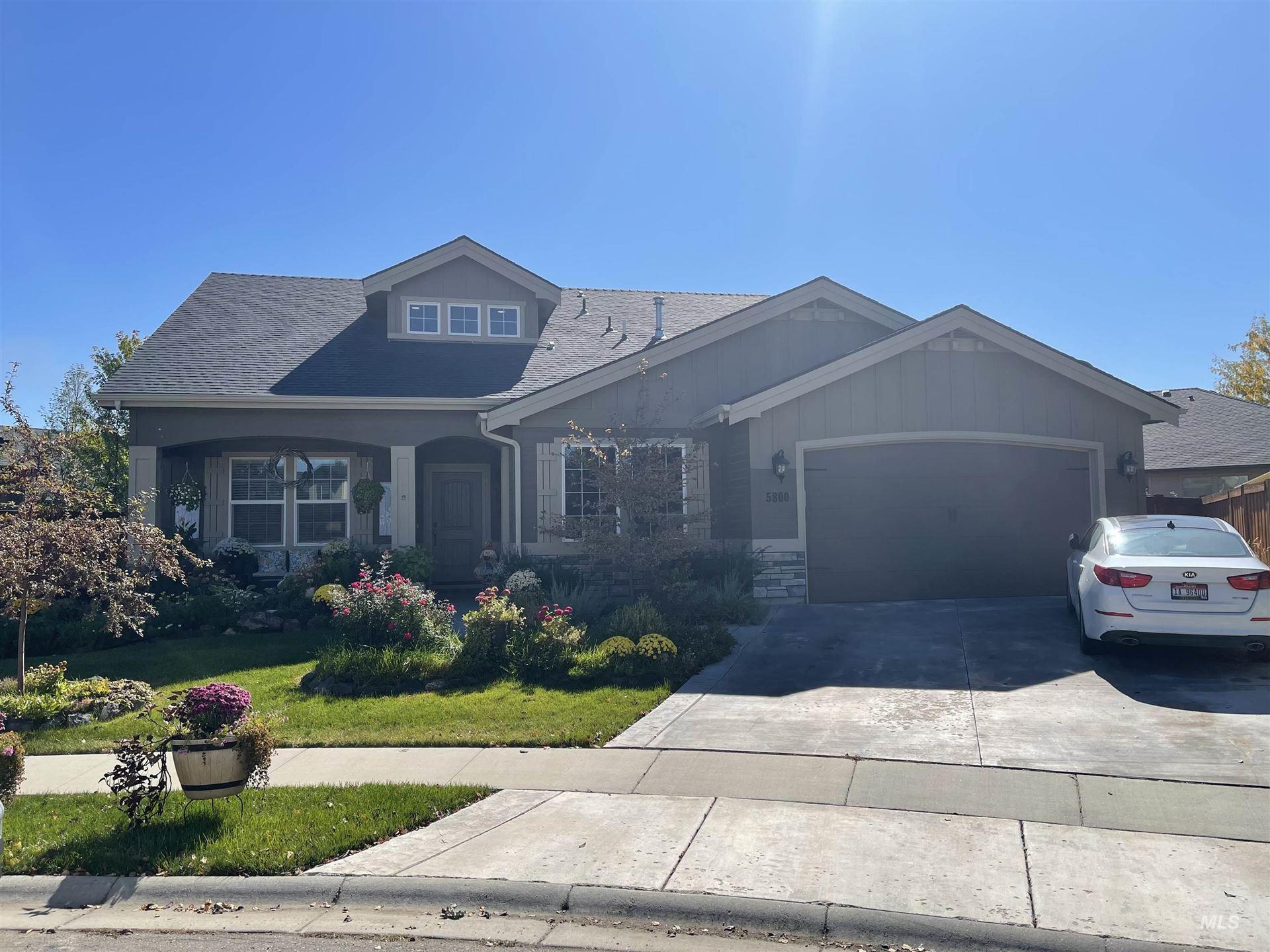 5800 N Red Hills Pl, Meridian, ID 83646 - MLS#: 98820504