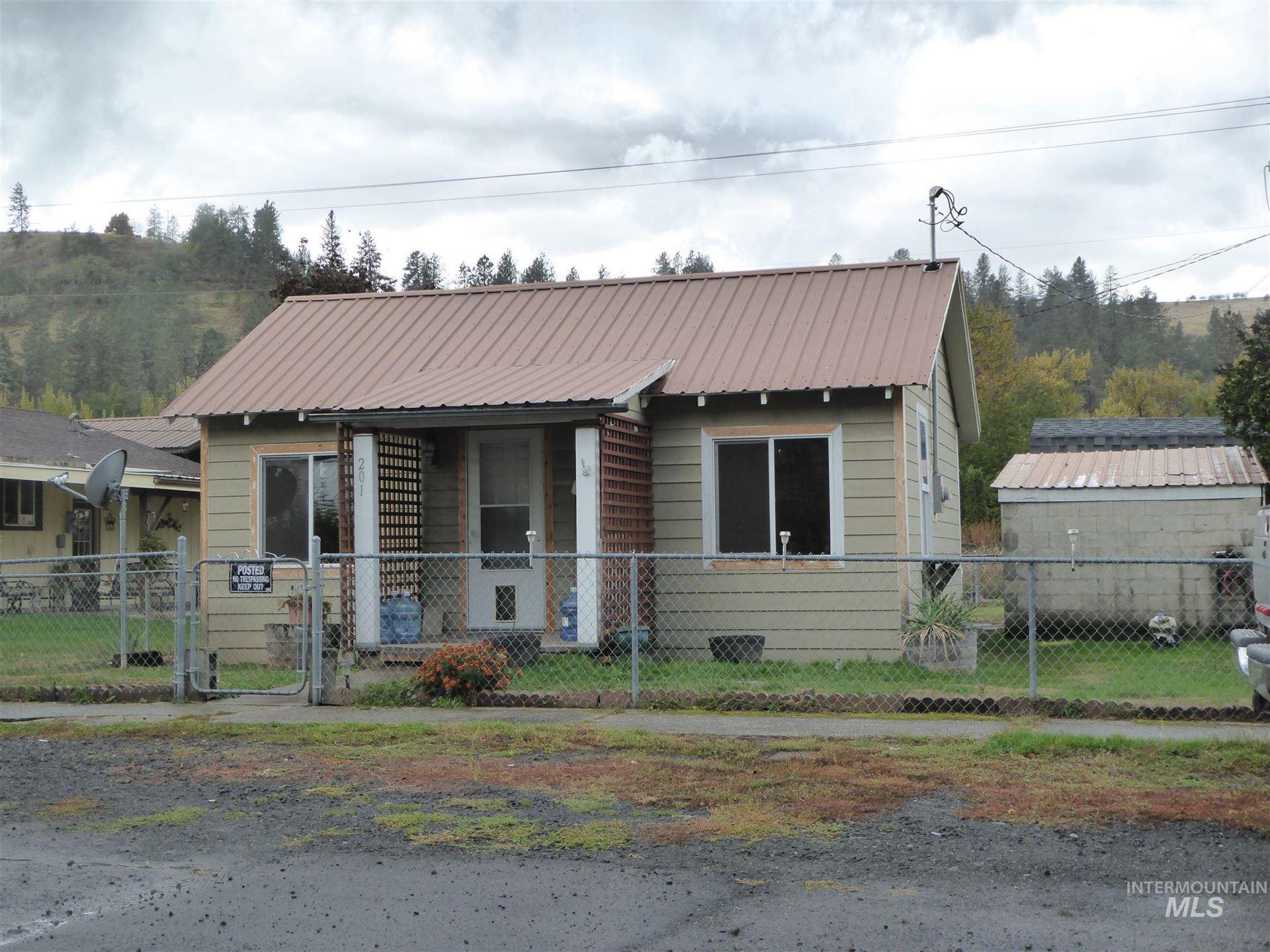 Photo of 201 East Street, Stites, ID 83552 (MLS # 98784511)