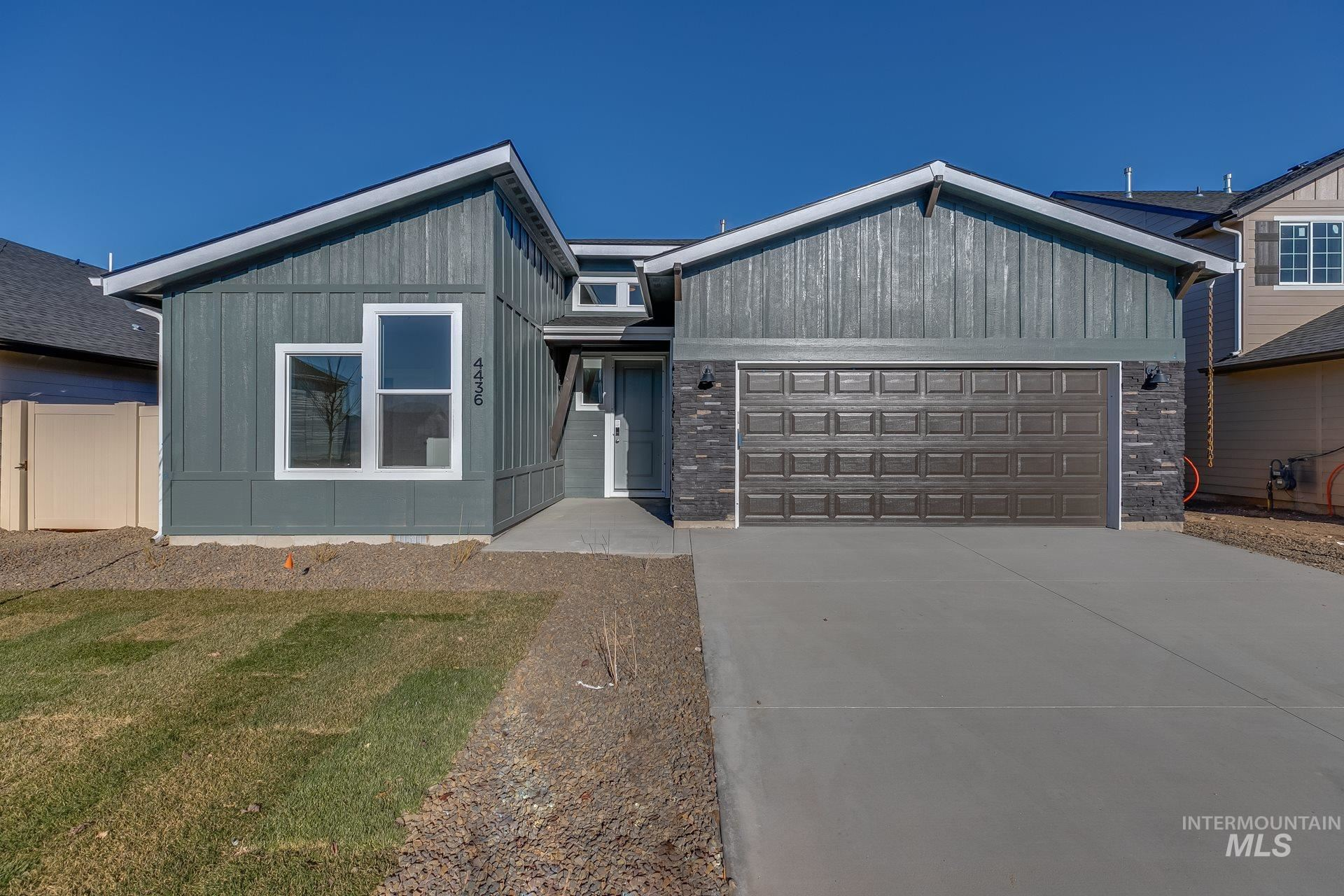 Photo of 4436 W Everest St, Meridian, ID 83646 (MLS # 98784515)