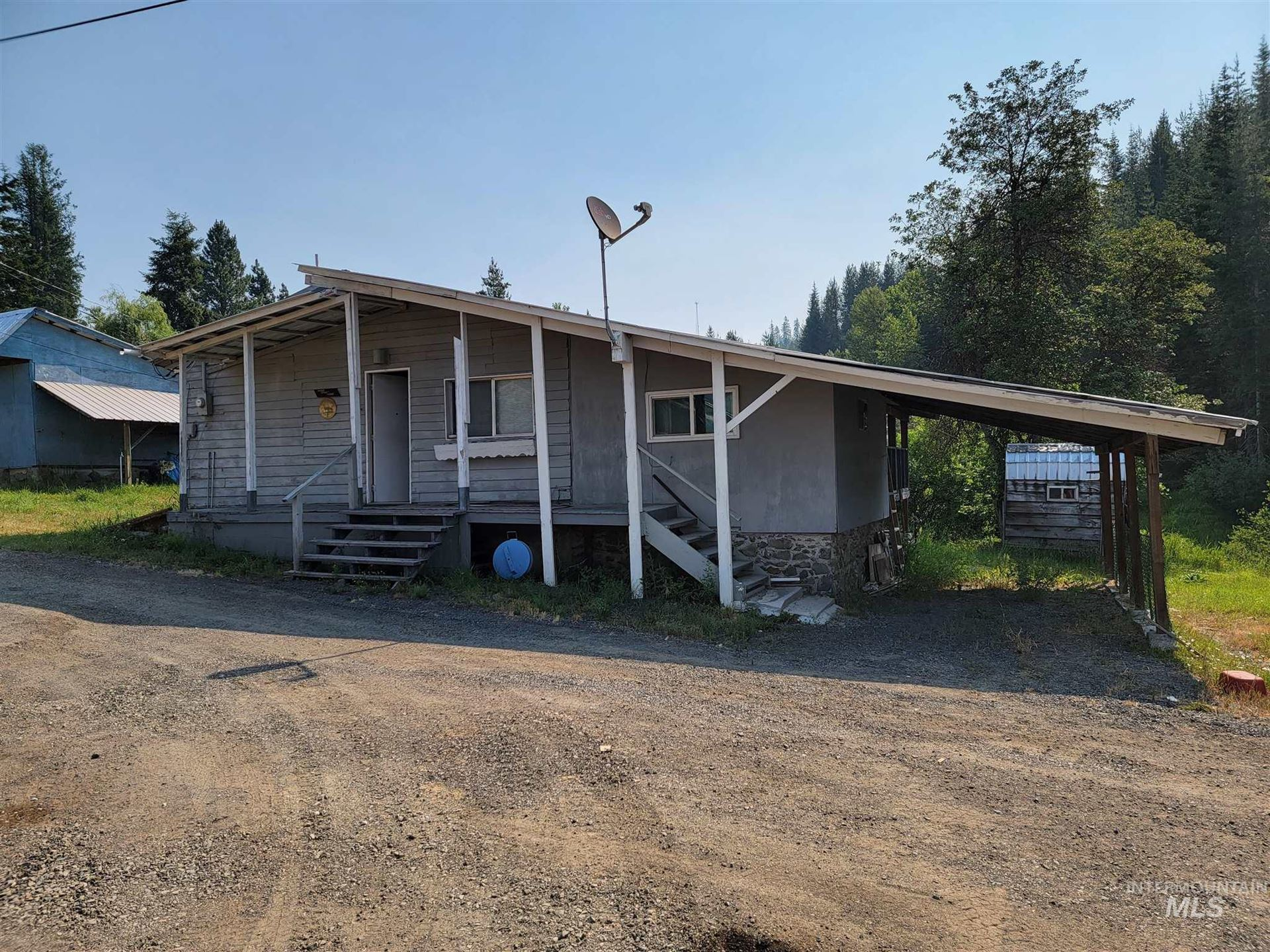Photo of 116 First Ave S, Pierce, ID 83546 (MLS # 98810518)
