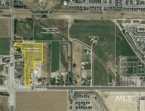 Photo of TBD Aviator St., Meridian, ID 83642 (MLS # 98754520)