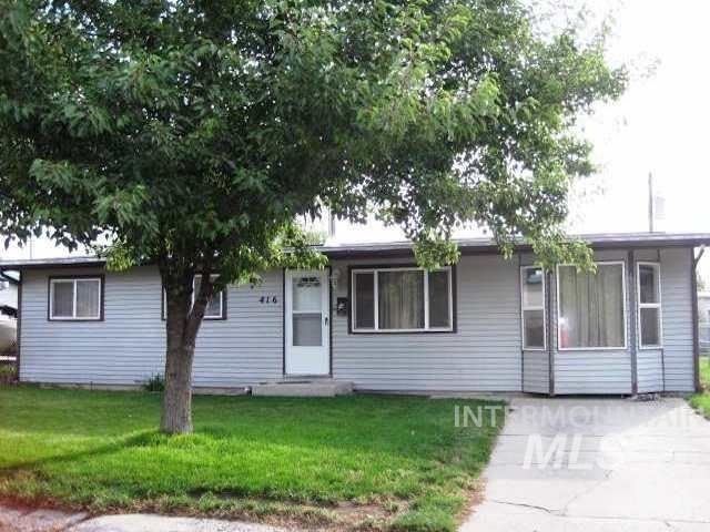 416 N 4TH West, Mountain Home, ID 83647 - MLS#: 98762535