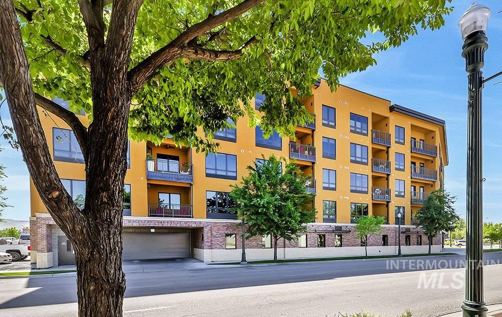 Photo of 880 W River St #201, Boise, ID 83702 (MLS # 98771536)