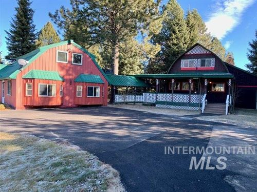 Photo of 12886 Norwood Road, Donnelly, ID 83615 (MLS # 98753540)