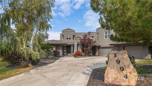 Photo of 3994 W Quail Ridge Drive, Boise, ID 83703 (MLS # 98812545)