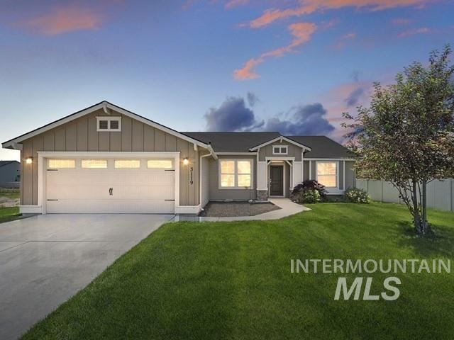 Photo of 3119 W Ginger Gold Dr, Kuna, ID 83634-5306 (MLS # 98768547)