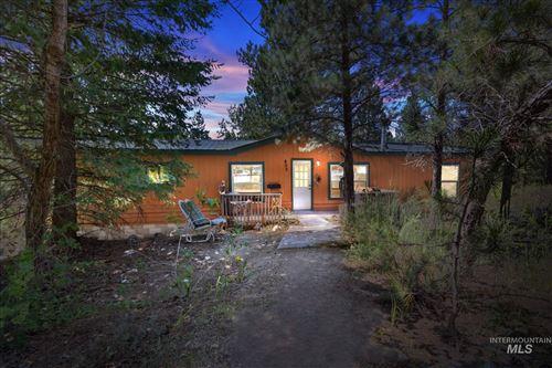 Photo of 403 Elk Creek Road, Idaho City, ID 83631 (MLS # 98772552)