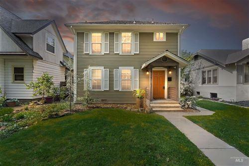 Photo of 1419 E Bannock Street, Boise, ID 83712 (MLS # 98816558)