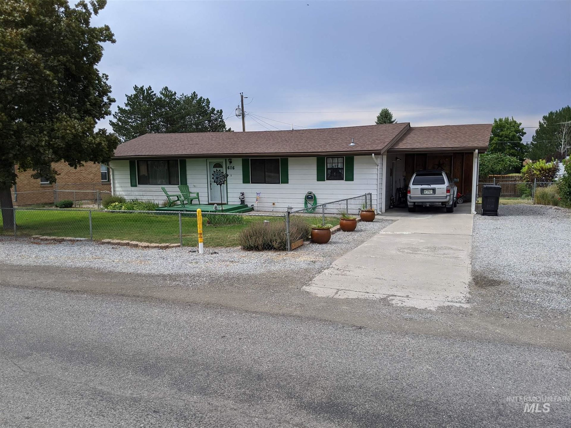 616 Sawtooth Avenue, Buhl, ID 83316 - MLS#: 98774562