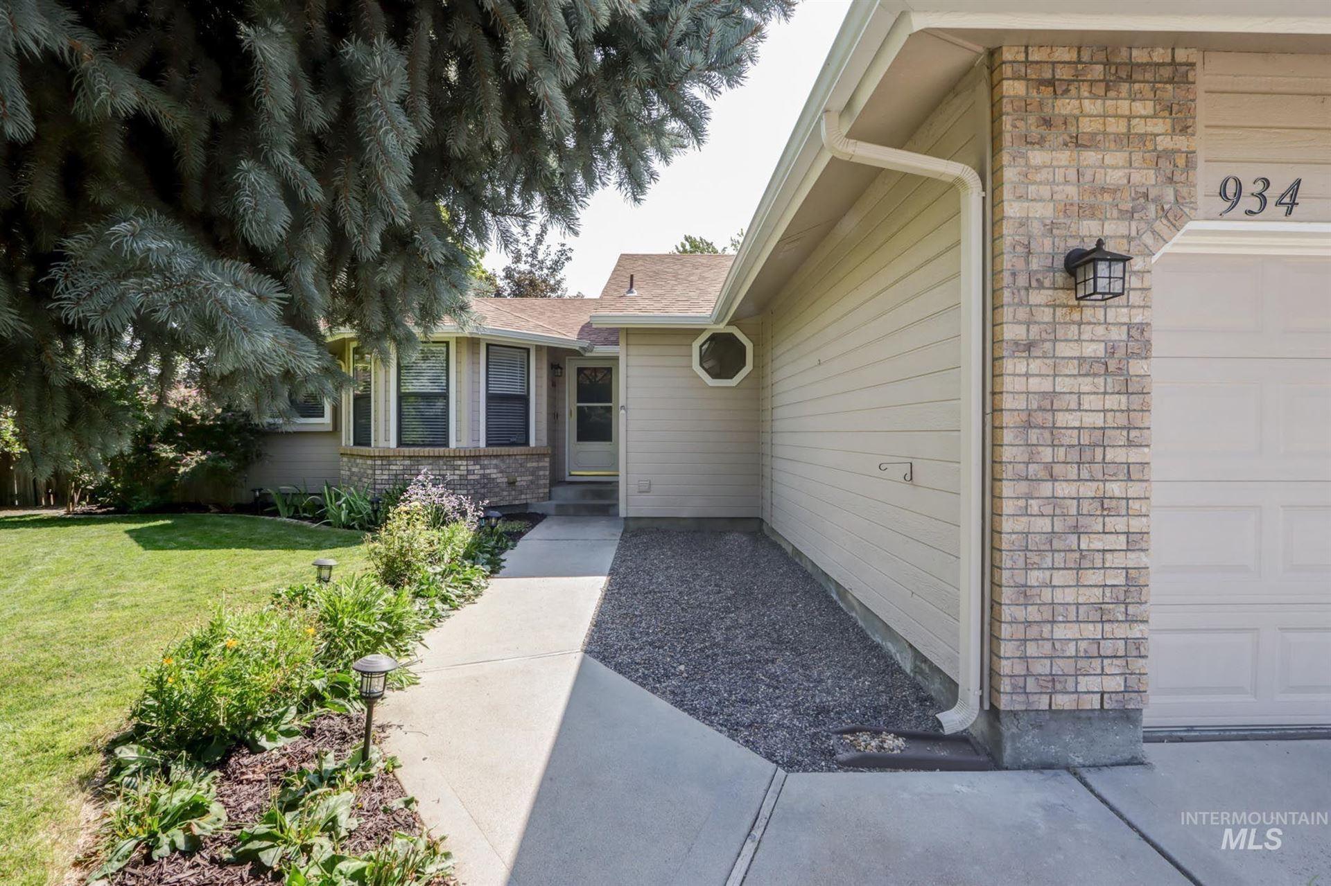 934 N Iris Place, Boise, ID 83704 - MLS#: 98822582