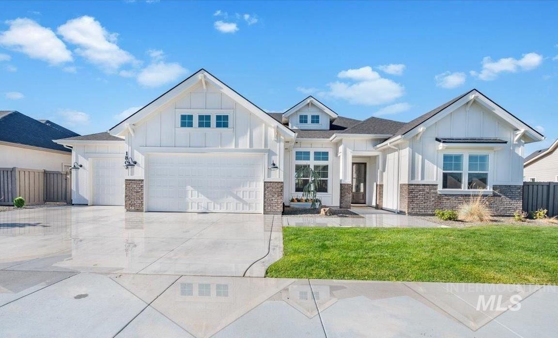 1803 N Rivington Way, Eagle, ID 83616-7483 - MLS#: 98820585