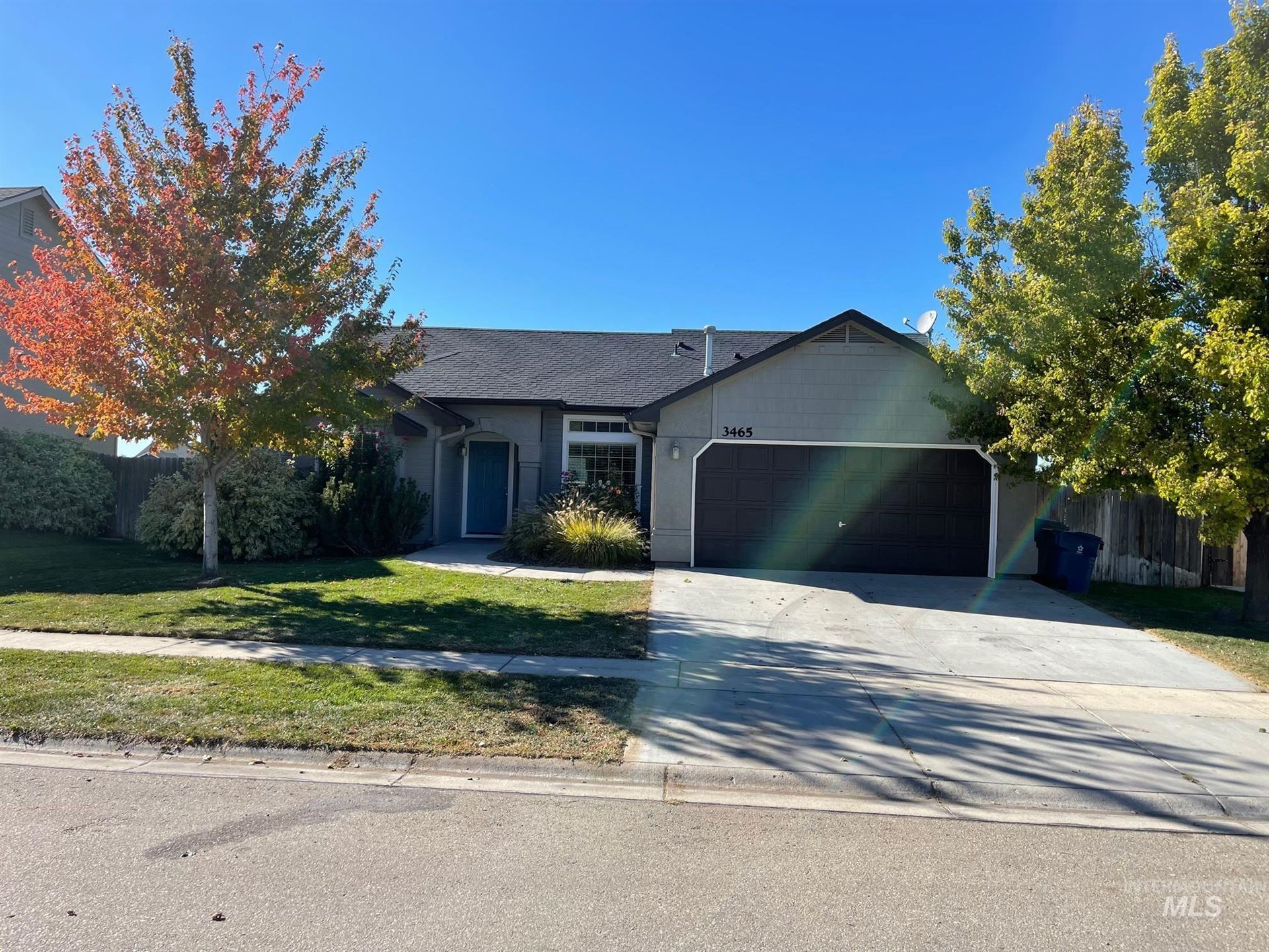 3465 Payette River, Nampa, ID 83686 - MLS#: 98822592