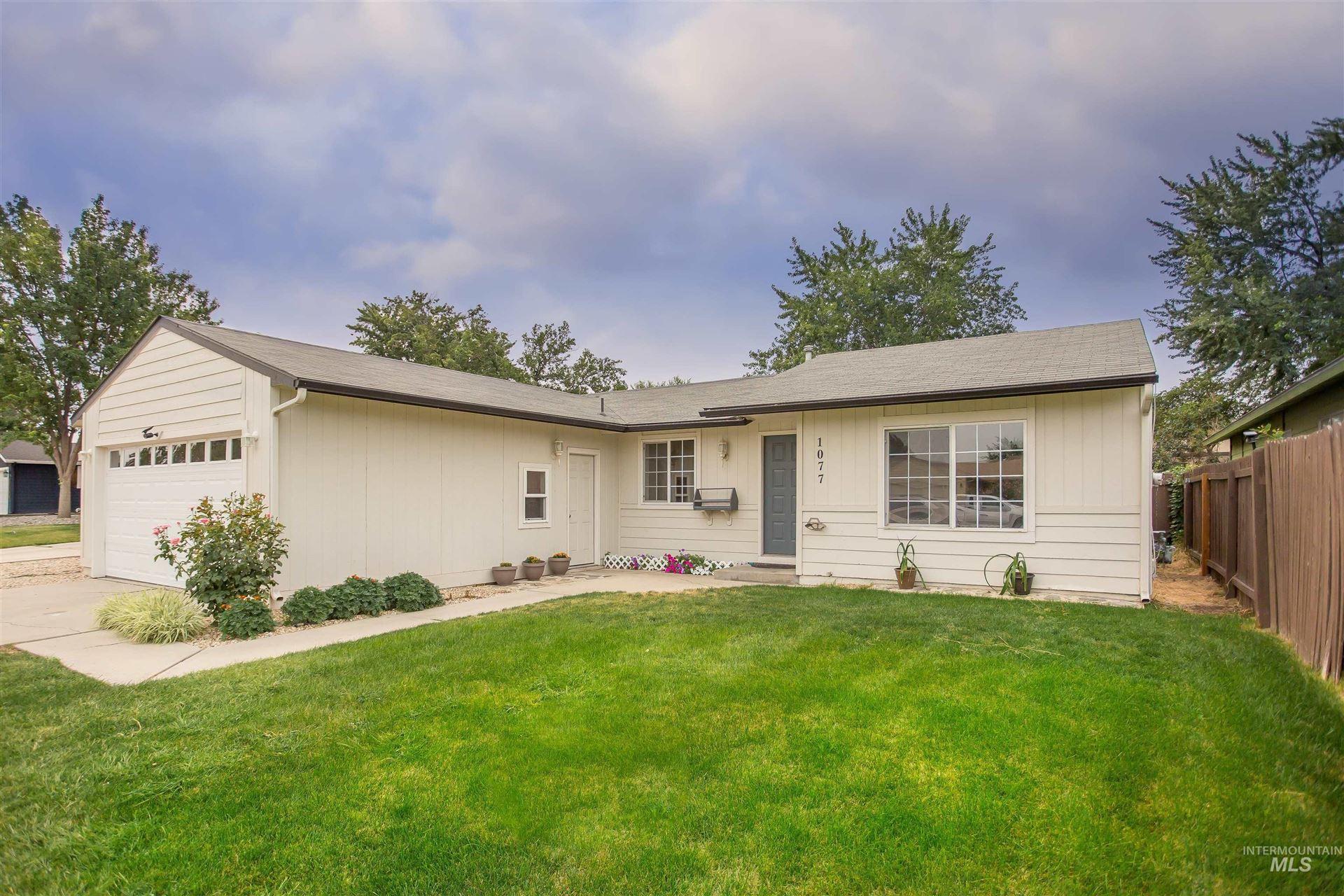 1077 W Fairwood Ct, Meridian, ID 83646 - MLS#: 98815594