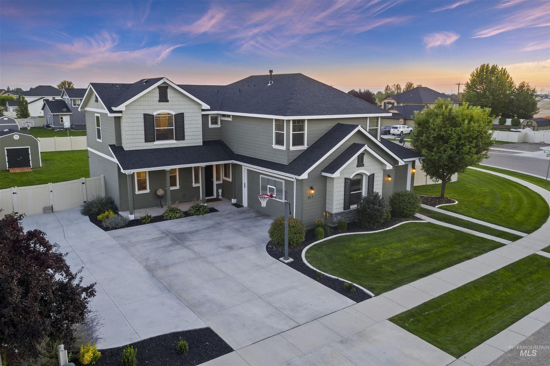 417 W Meadow Creek Way, Middleton, ID 83644 - MLS#: 98819595