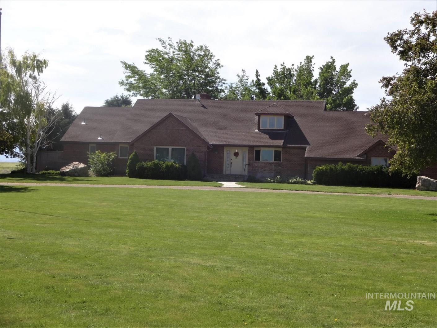 Photo of 1445 W 800 S, Murtaugh, ID 83344 (MLS # 98768600)