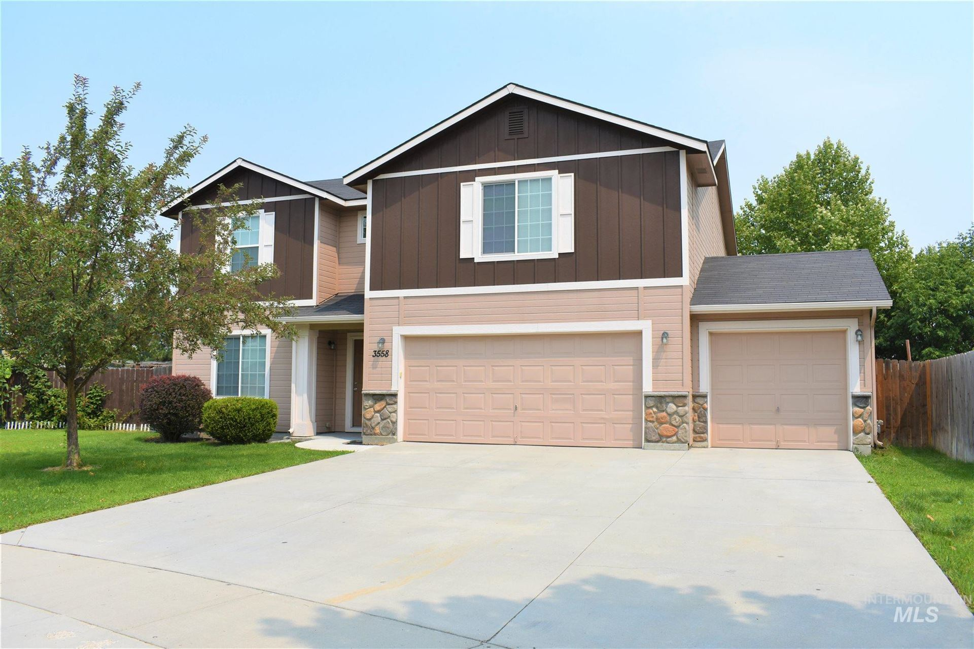 3558 N Bryce Canyon Ave, Meridian, ID 83646 - MLS#: 98812600