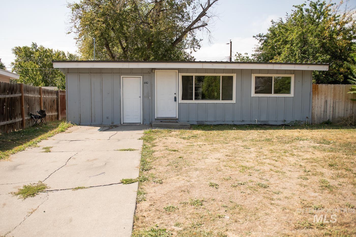 640 S 13th E, Mountain Home, ID 83647 - MLS#: 98818609