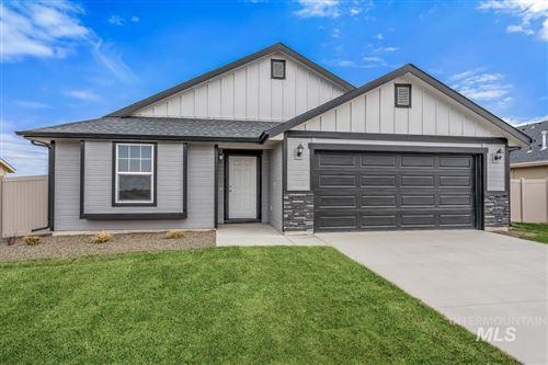 Photo of 3665 E Warm Creek Ave, Nampa, ID 83686 (MLS # 98823612)