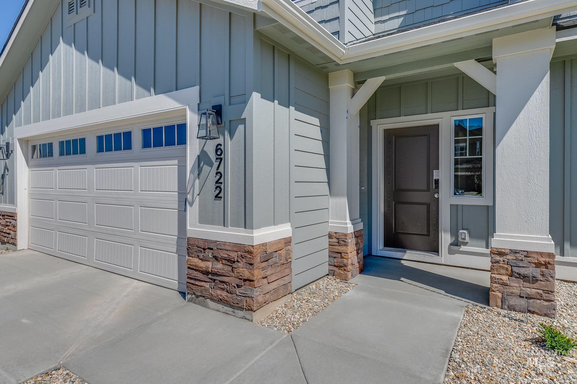 Photo of 6722 E Zaffre Ridge St, Boise, ID 83716 (MLS # 98768614)