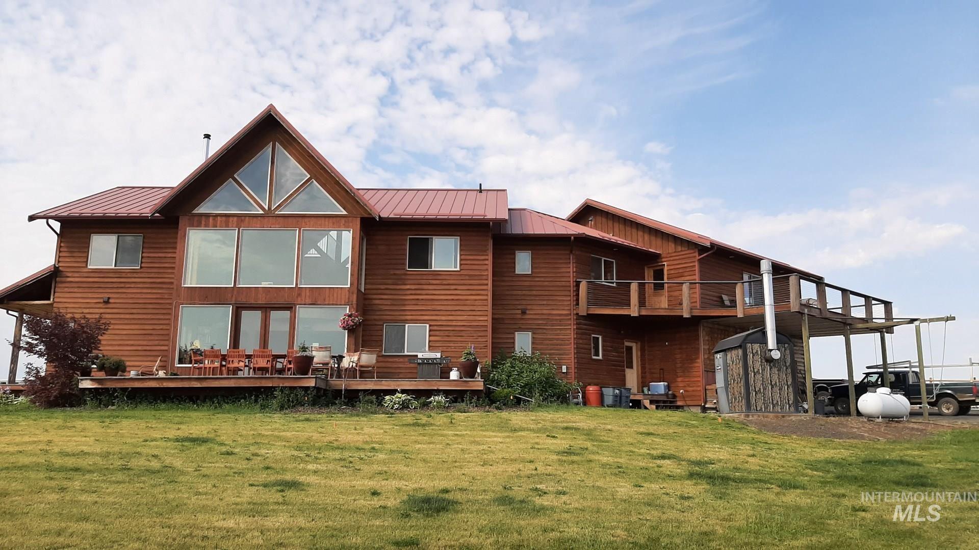 Photo of 149 Mountain View LN, Grangeville, ID 83530 (MLS # 98776617)