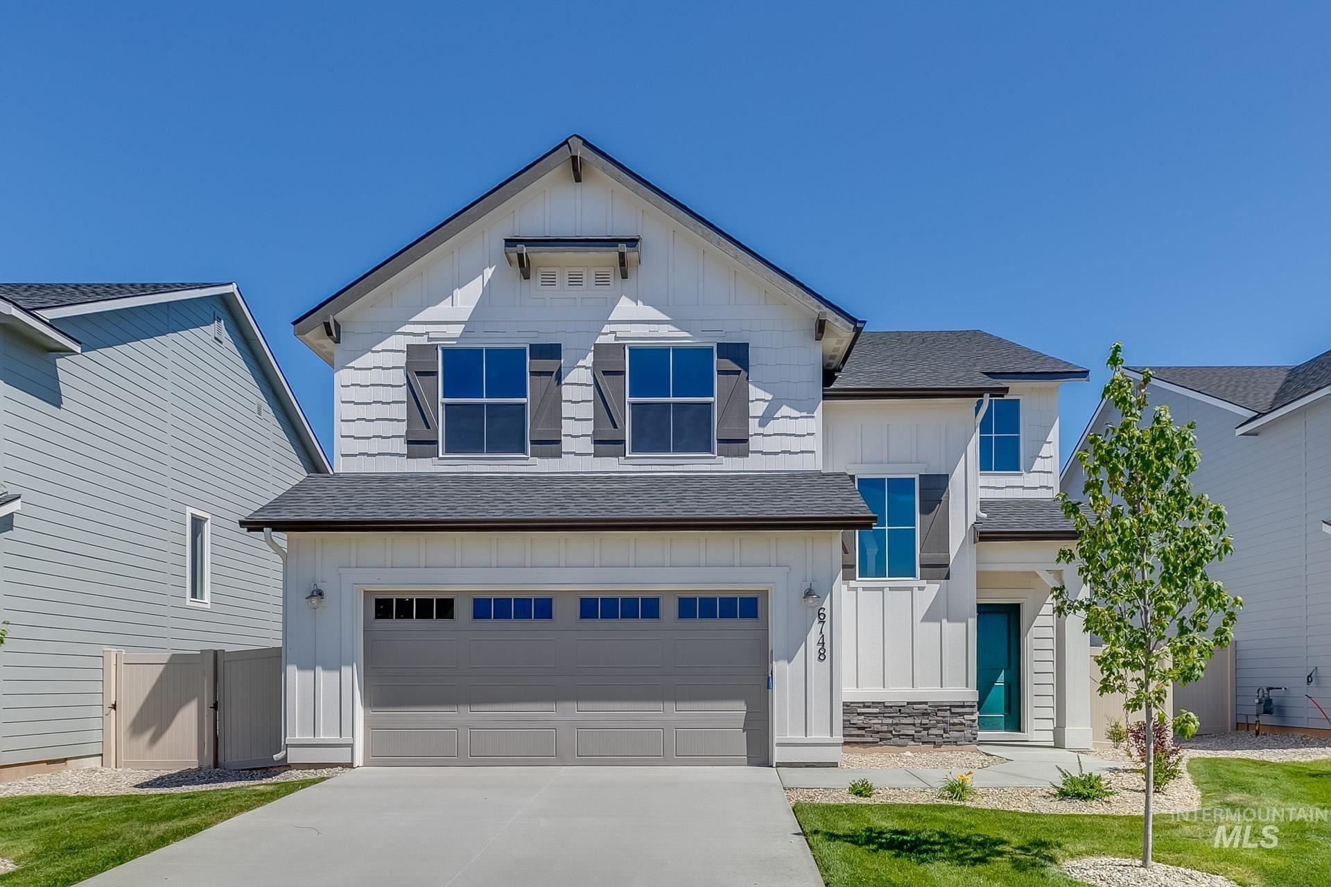 Photo of 6748 E Zaffre Ridge St, Boise, ID 83716 (MLS # 98768619)