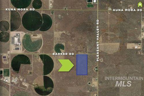 Photo of TBD Barker Rd, Kuna, ID 83634 (MLS # 98757623)