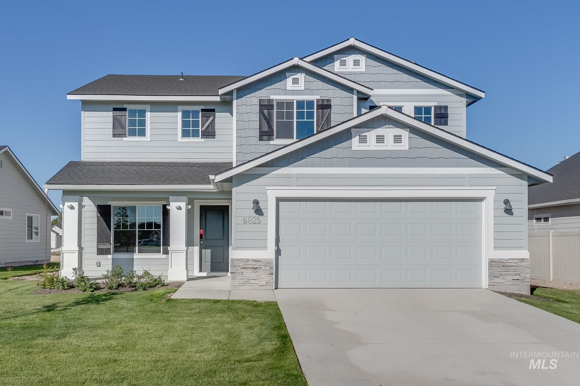 Photo of 6766 E Zaffre Ridge St, Boise, ID 83716 (MLS # 98768626)