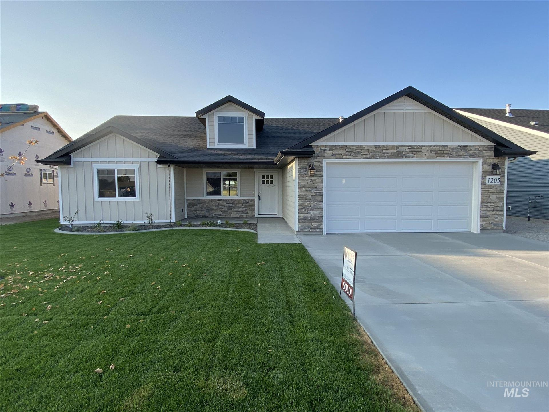 Photo of 1205 4th Avenue East, Jerome, ID 83338 (MLS # 98776628)