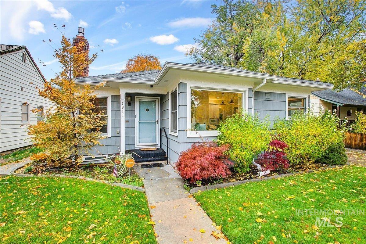Photo of 1811 N 14th, Boise, ID 83702 (MLS # 98823637)