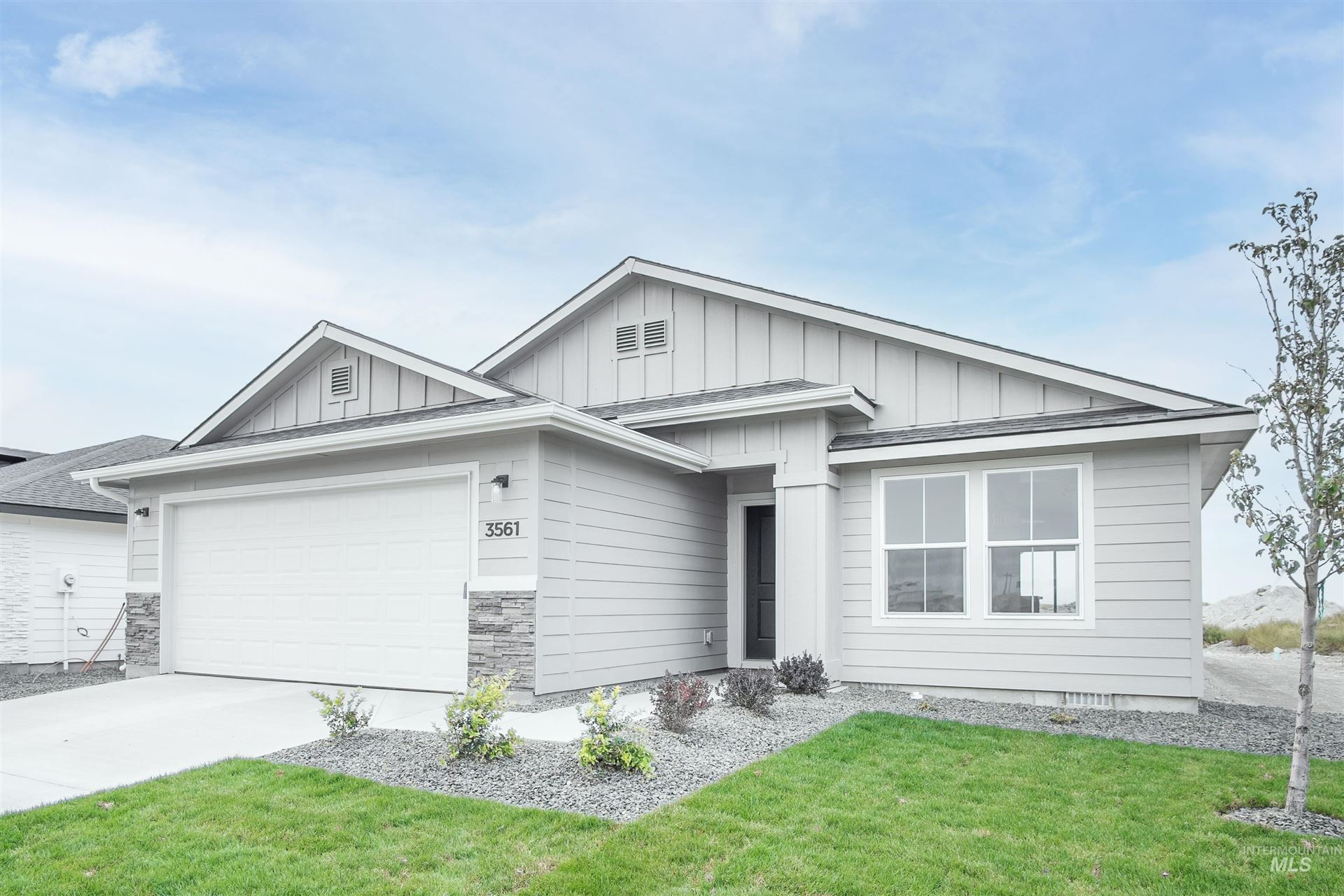 Photo of 3561 W Remembrance Dr, Meridian, ID 83642 (MLS # 98811638)