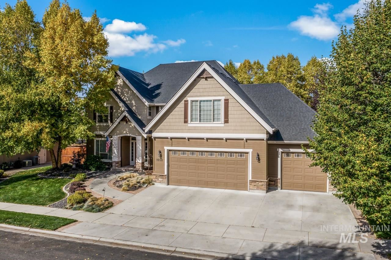 Photo of 1550 E Daylesford Drive, Eagle, ID 83616 (MLS # 98784640)