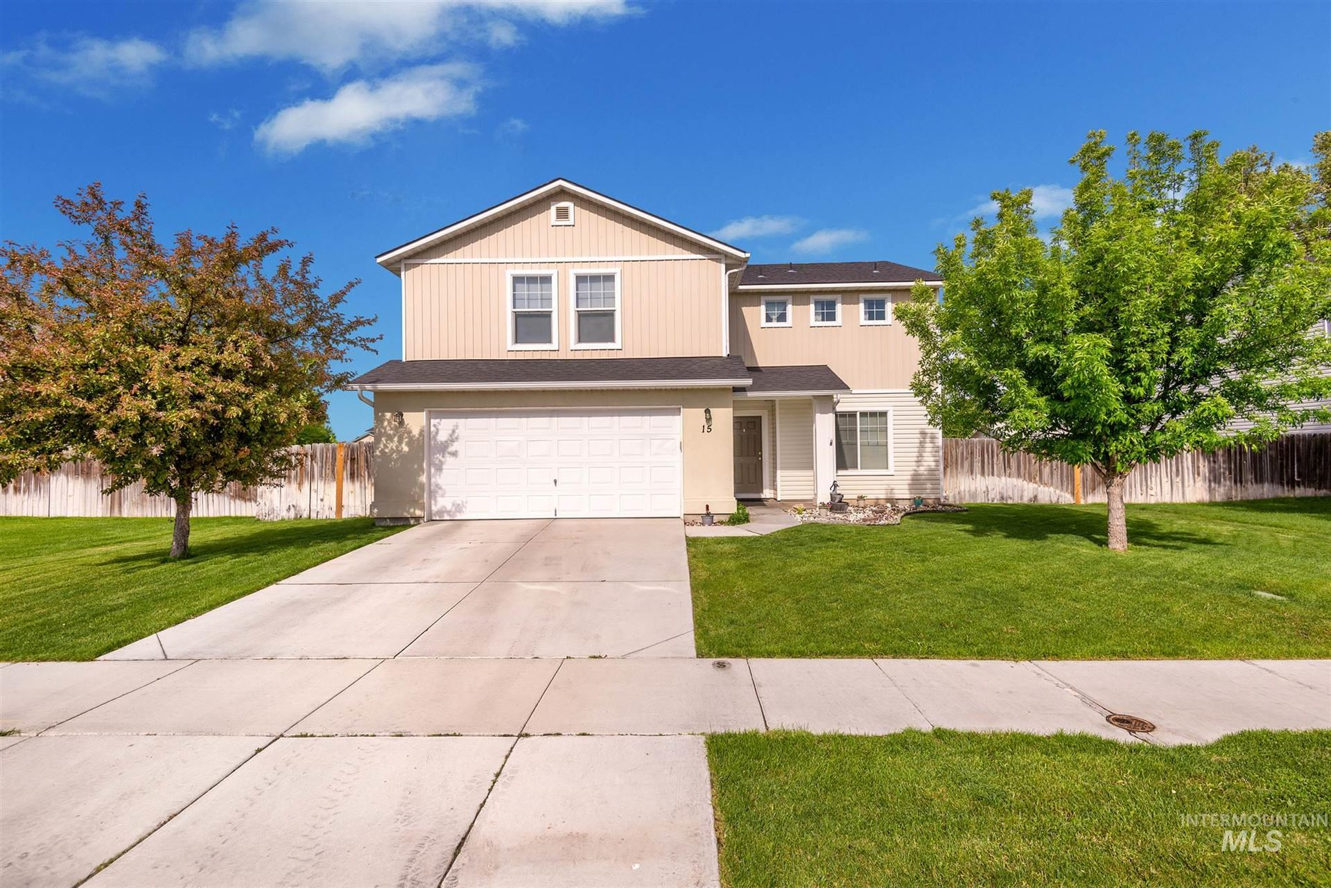 15 S. Heritage Pointe Ln, Nampa, ID 83651 - MLS#: 98766652